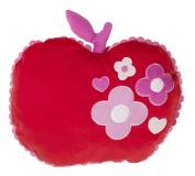Kas Kids Little Apples Shaped Cushion