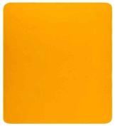 Bocasa by Biederlack 258344 Biederlackborbo De Luxe 50432 Blanket 220 x 240 cm Yellow 85 % Polyacrylic 15 % Polyester