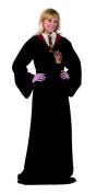 Harry Potter Gryffindor Comfy Throw Fleece Blanket Sleeves