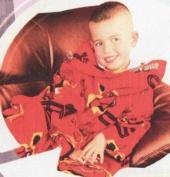 Character World Disney Cars Cruise Sleeved Fleece Blanket