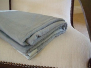 Bamboo Throw - 1 x Luxury 100% Brushed Bamboo Throw - 140cm x 200cm - Assorted Colours
