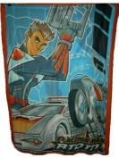 Action Man Fleece Blanket ATOM Design