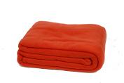 Comptoir du Linge POL26BEN Fleece Blanket 240 x 260 cm Bengal
