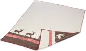 David Fussenegger Blanket Jade Organic Ecru 150x200 cm GOTS certified 3466/60
