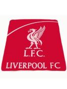 Liverpool Printed Fleece Blanket