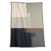 Biederlack Bocasa Exquisite Cotton Blanket Throw, 150 x 200 cm, Mira
