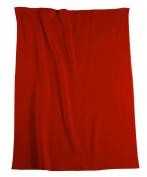 Biederlack Bocasa Visiona Cotton Blanket Throw, 150 x 200 cm, Copper