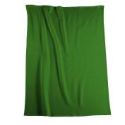 Biederlack Bocasa Visiona Cotton Blanket Throw, 150 x 200 cm, Green