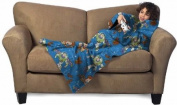 Toy Story Buzz Comfy Throw with Sleeves