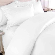 Emma Barclay Egyptian Cotton Duvet Cover - 400TC White Quilt Cover