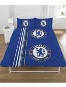 Zap Chelsea Stripe Double Duvet