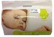 New Nights Luxury Anti allergy Cot Bed Duvet/Quilt 7.5 Tog 120x150 cm