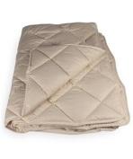 organic wool cot duvet - 100 x 135cm