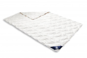 Badenia Bettcomfort 03630520149 Summer Duvet Irisette Cotton 155 x 220 cm White