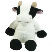 Mumbles Animals (Dog, Cow, Elephant) / Plush Soft Toy (M) (Daisy Cow