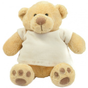 Mumbles Honey Bear / Plush Soft Toy (L) (Brown
