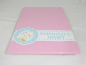 Snuggle Baby Pink Fitted Crib Sheets