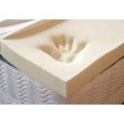 5.1cm Single Memory Foam Mattress Topper