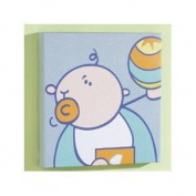 Izziwotnot Goochicoo Toy Boy Canvas Wall Art, Toys