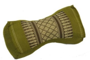 Chinese Pillow, Traditional design, kapok-filled, Bamboogreen