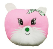 Chuzhao Wu Pink Cat Baby Pillow Supplies Support For Flathead Syndrome Support Shaped Pillow