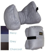 Arkstore Travel Pillow / Lumbar Support - Charcoal
