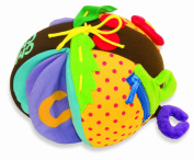 Manhattan Toy Chicka Chicka Boom Boom ABC and 123 Dress - Up Ball
