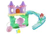 Disney Princess Ariel Bath Castle