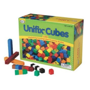 Unifix Cubes Box of 500 - Assorted Colors