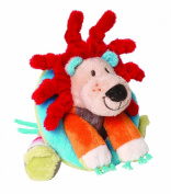 Happy Horse 21cm Lars Lion Rattle Toy