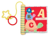 Smarty Kids by Rainbow Designs A is for Animal Soft book