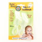 Baby Buddy Baby's 1st Toothbrush 2ct
