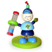 """Childs Tooth brush holder with timer """"Knight"""""""
