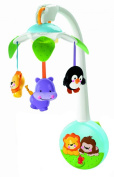 Fisher-Price Precious Planet 2-In-1 Wind Up Mobile