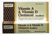 Fougera Vitamin A & D Ointment, For Nappy Rash-2Oz