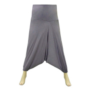 Cotton Hosiery Afghani Pant with Stretchable Waist in Small Size