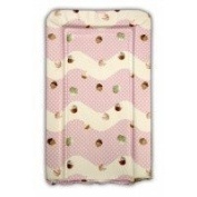 Baby Deluxe Padded Easy Clean Changing Mat (48cm x 78cm)