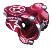 Spank Spike Race downhill stem red (Length