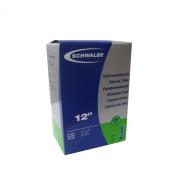 Schwalbe 12 1/2X1.75-2.25 Tube Schrader AV1 - Black