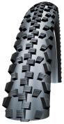 Schwalbe Black Jack Active Line Tyre - Wire on