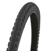 Profex Trekking 60041 Bicycle Tyres Black 28 x 3.5cm x 4.1cm