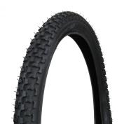 Profex 60034 Mountain Bike Tyre 50cm x 4.4cm Black