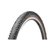Continental Travel Contact Tyre -Wire on - 700x42 (42-622) - Black