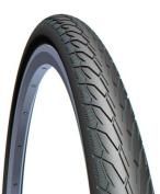 Bicycle Tyre 28 x 1 5/8 x 1 3/8 , Black