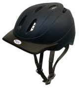 Kerbl TecAir 321234 Riding Helmet Size L 58-61 cm Metallic Blue