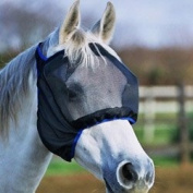Equilibrium Technologies Field Relief Midi Fly Mask-Multi-Colour, Small