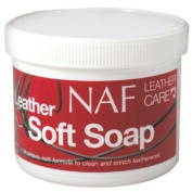 Natural Animal Feeds NAF Leather Soft Soap