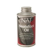 Natural Animal Feeds NAF Neatsfoot Oil