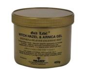 Gold Label - Witch Hazel & Arnica Gel x 400 Gm