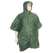Waterproof Poncho Army Olive